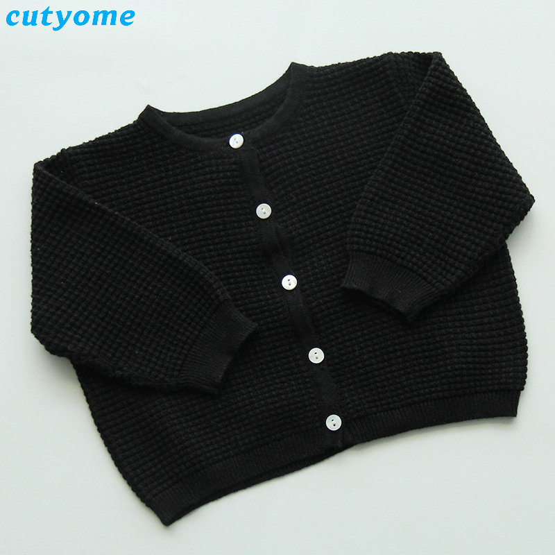 Cutyome Baby Boys Girls Cardigan Sweater Cotton Candy Color Long Sleeve Newborn Boys Clothes For Infant Knitted Outwear Sweaters (14)