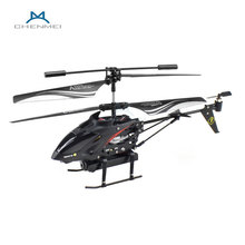 Free Shipping RC Helicopter 3.5CH S215 Gyro with Camera Video Control By iPhone iPad iPod iTouch Android rc drone vs V912(China)