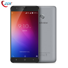 Blackview E7 Mobile Phone Android 6.0 MT6737 Quad Core 1GB RAM 16GB ROM 5.5 inch HD 8.0MP 1280x720 4G LTE Smartphone fingerprint