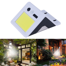 Buy Outdoor Solar Light Waterproof COB 24 LEDs Solar LED Light Rechargeable PIR Motion Sensor Wall Light Lamp Security Lamp Decor for $10.51 in AliExpress store