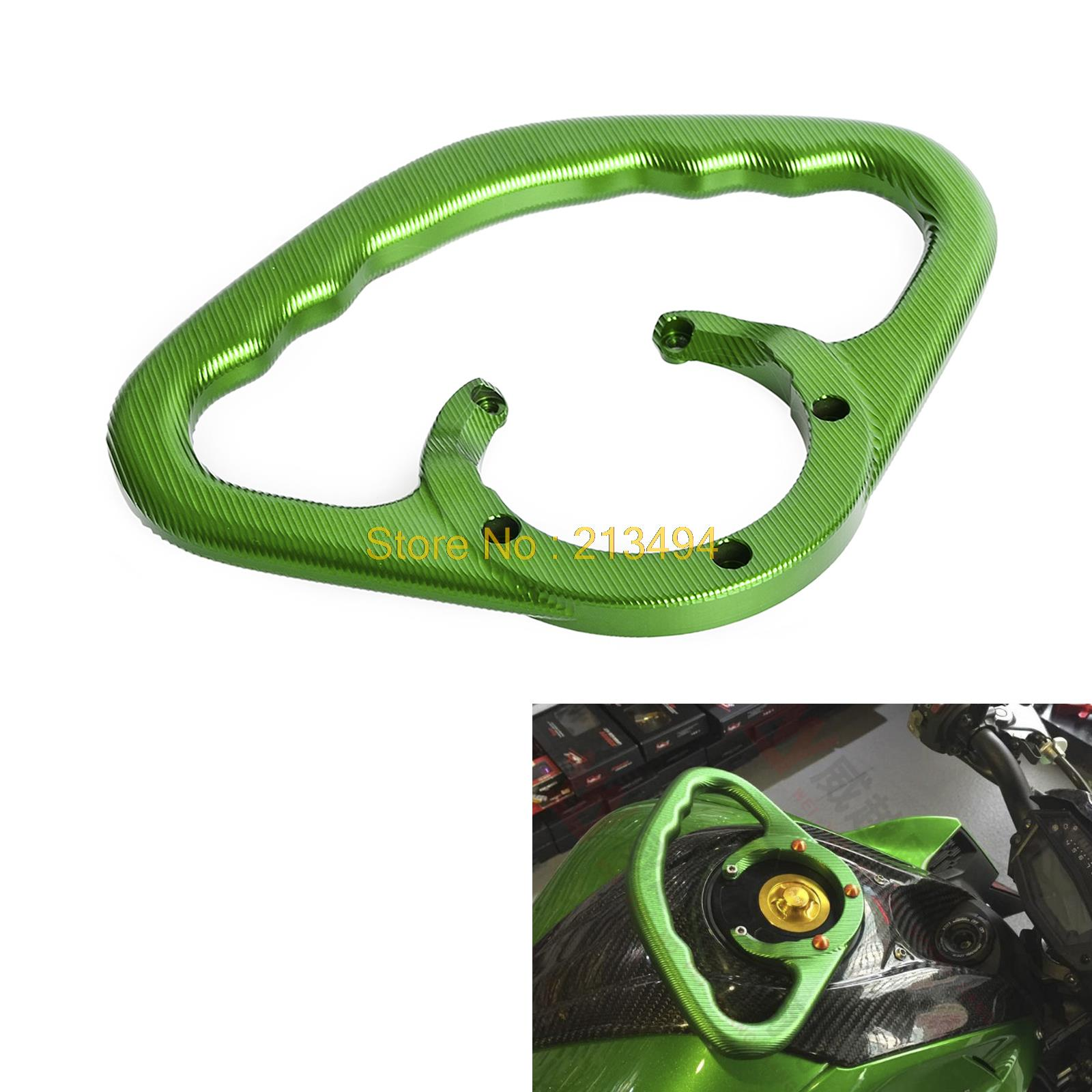 Motorcycle Tank Grab Passenger Grab Handle For Kawasaki Versys 650 1000 Z1000/ABS ZX1100 ZZR600 ZZR1200 Ninja 650 750 1000 ZX-6R<br><br>Aliexpress