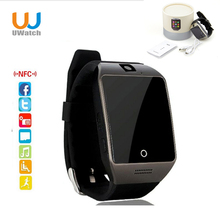 Bluetooth Smart Watch With Camera Facebook Whatsapp Sync SMS MP3 Smartwatch Support SIM TF Card For IOS Android