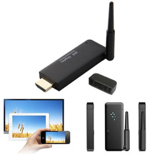 Top Quality iPush Airplay WiFi Display Dongle Wireless DLAN Miracast Receiver Full HD 1080P For LG For Samsung For Smartphone