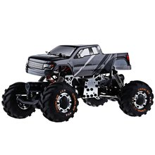 2016 New arrival high quality RC Car 1/24 2.4Ghz RC Remote Control Truck Dirt Drift Car 4WD RC Climbing Short Course RTF vs m900(China)