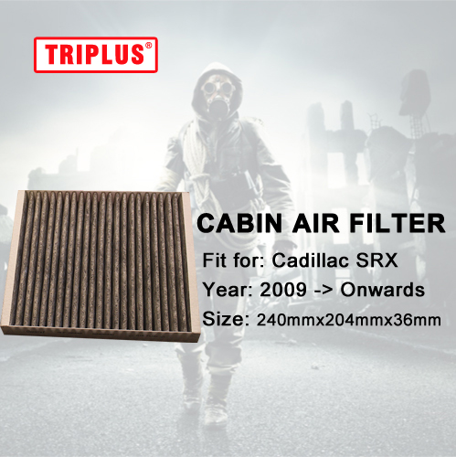 Opel Zafira A 1999-2005 Oem Cabin Filter Carbon Pollen Filtration Replacement