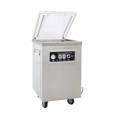 Automatic Desktop Vacuum Sealer Vacuum Sealing Machine for Maximum 400mm (220V/50HZ)(China)
