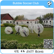 Free Shipping 2 Persons Or A Team Play Inflatable Bumper balls,inflatable PVC bubble ball