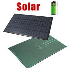 2.5W 18V Silicon Solar Power Panel diy Solar Cells Module Solar Photovoltaic cell Sun Panel Charger 120x194mm