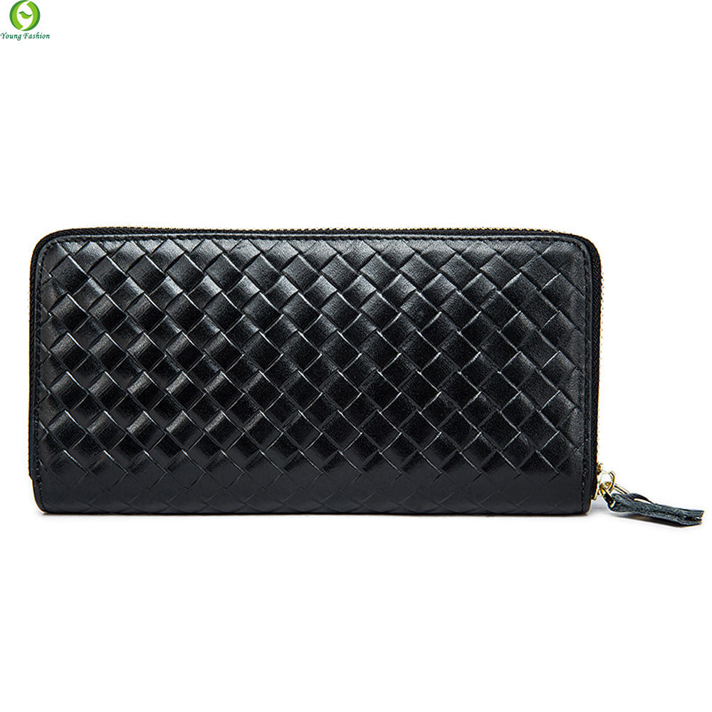 Men Wallet Genuine Leather Designer Male Purse Casual Men Wallets Carteira Masculina Long Famous Brand Clutches Dollar Price<br><br>Aliexpress