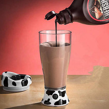 Electric Cow Mixer Cup Lazy Mug Automatic Milk Mixing Stirring Coffee Cup Shake Fruit Juice Auto Stirring Mug Powered By Battery
