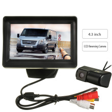 Brand New Car CCD 4.3 Inch Monitor Rearview Reversing Camera Kit For Transit & Transit Connect DC 12V