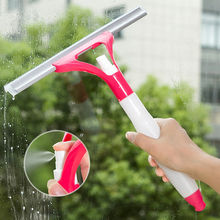Spray Type Cleaning Brush Glass Wiper Window Clean Shave Car Window Cleaner Home Window Washing Tools