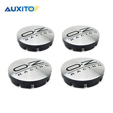 4pcs 56mm O.Z OZ Racing Car Wheel Center Hub Caps For VW POLO Beetle Golf 4 5 6 7 GTI Passat B5 B6 B7 Jetta Bora MK5 MK6 Tiguan(China)