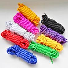 5mm x 5 Meters Strong Elastic Bungee Rope Shock Cord Tie Down DIY Accessories for Kayak Boat Caravans