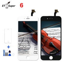 Alibaba China AAA Replacement Display For iPhone 6 LCD Touch Screen Digitizer Assembly with Tempered Glass and Tools for Gifts