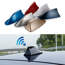 For Citroen C2 C3 C4 C5 C6 DS3 DS4 DS5 Picasso Radio shark fin Car antenna With 3M adhesive blank radio Car Styling Accessories