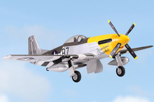 FMS 1700MM / 1.7M Gaint Warbird P51 / P-51 D Mustang Ferocious Frankie FF PNP Version Big Scale RC Model Plane Aircraft