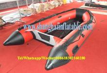 pvc boat china inflatable boat 5person boat Free shipping by sea