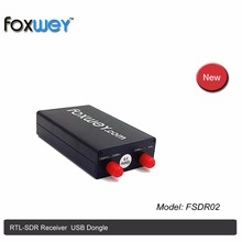 Best RTL SDR dongle with Realtek RTL2832u SDR and Rafael micro R820t, free software RTL HDSDR for windows,Linux, Mac -FOXWEY