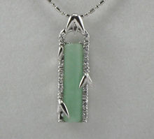 Exquisite Jewellery gp green jades  Pendant & Necklace
