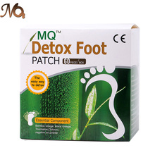 240pcs=120 patches+120 Adhesive Sheets Detox Foot Patch Improve Sleep Keep Slimming Massage Relaxation Foot Foot Cleaning Pad(China)