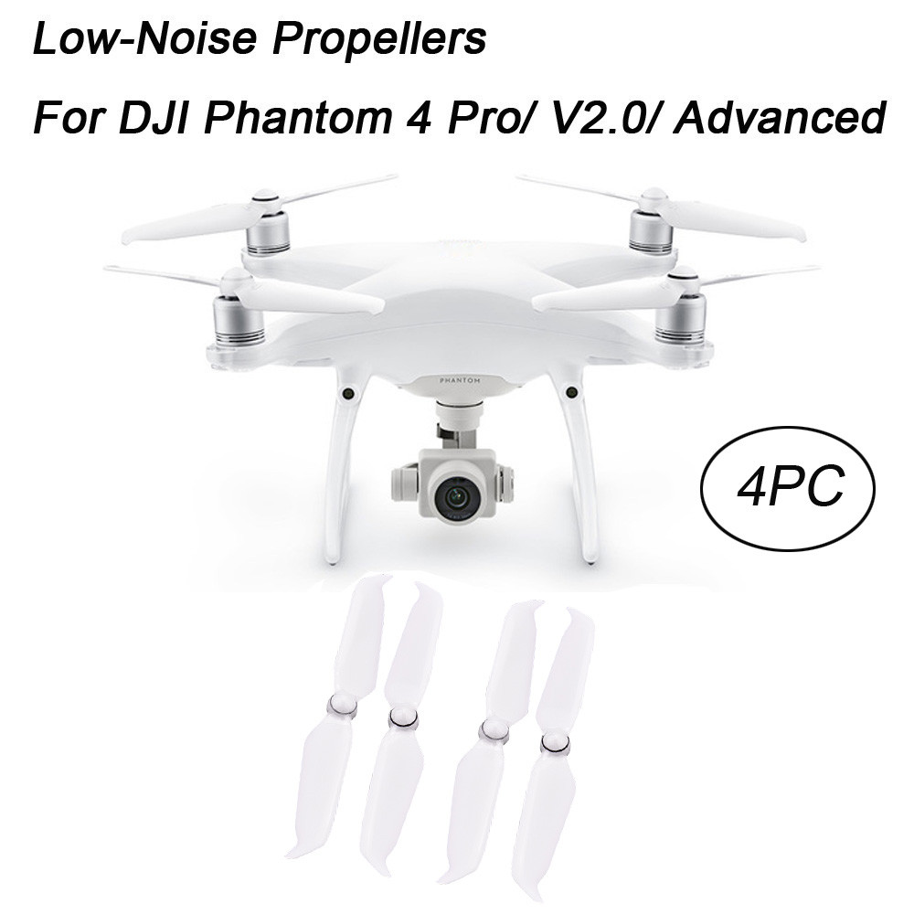 Original DJI Phantom 4 Series Low-Noise Propellers P4 Pro V2.0 Pro Adv Props