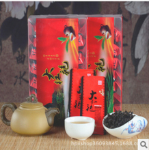 18 packs Dahongpao Da Hong Pao Tea premium Grade Chinese Oolong Tea, Big Red Robe, health care China tea 125g pvc Packing