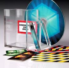 The Clarity Box by David Regal close-up street stage cards magic tricks products toys free shipping(China)
