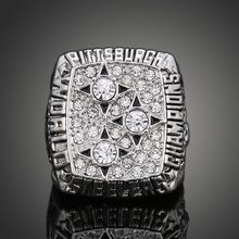 1978 Pittsburgh Steelers Super Bowl Rugby Super Bowl High-end popular souvenir collection Rings for men and women