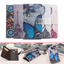 High Quality Pattern Leather wallet flip Case Doogee X5 Max/X5 Max Pro Leather Case Flip Cover  Case Phone Cover Free Ship.