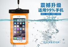 For xiaomi 3 4S 4i 5 Redmi 3 pro 2S Redmi note 2 3 pro Underwater Waterproof Bag For oppo find 7 R7 R9 PVC Waterproof Phone Case(China)