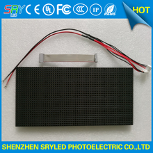 SRY P5 indoor full color led display panel,320mm * 160mm size, 1/16 scan, 5mm rgb board, p5 led module