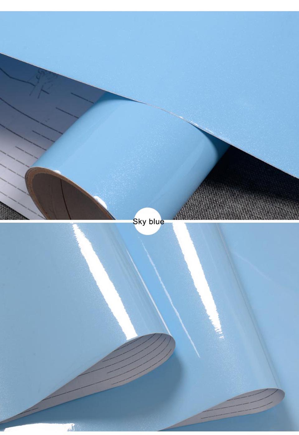 HTB1dXzKzKuSBuNjSsplq6ze8pXaz Vinyl DIY Contact Paper PVC Self adhesive Wallpaper For Kitchen
