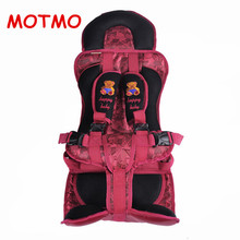Child Car Safety Seats 3-12 Years Old/Bear Style Baby Car Seat Portable&Comfortable Infant Baby Safety Seat Infant Car Covers(China)