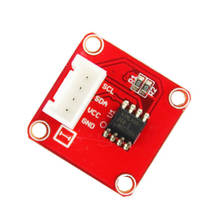 Buy Elecrow Crowtail I2C EEPROM Arduino Data Storage Module AT24C256 Chip 256k DIY Kit for $4.56 in AliExpress store