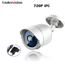 ip camer720P IPC HD IP camera ,P2P &Onvif with brand NVR and free CMS software ,1080*720P resolution ,good quality