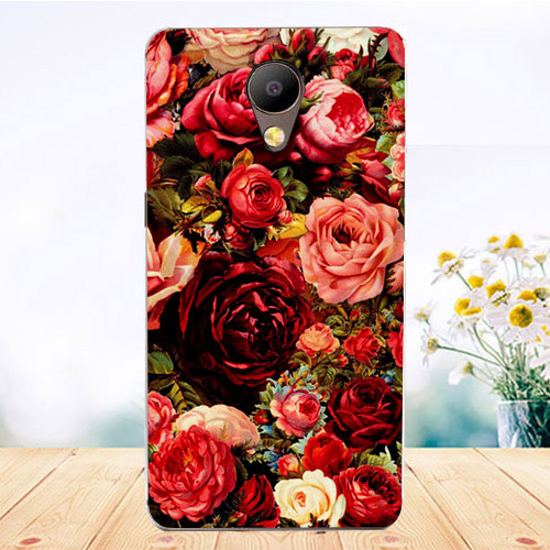 Elephone P8 Cases Luxury Tiger Owl Rose Eiffel Towers Pattern Painted Soft Tpu Back Cover Case Elephone P8 Phone Sheer