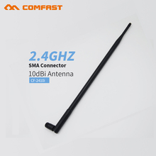 10pcs Cheap ! Comfast CF-ANT2410I wireless wifi antenna 10dBi SMA Copper Connector Indoor Omni direction Antenna  wifi antenna
