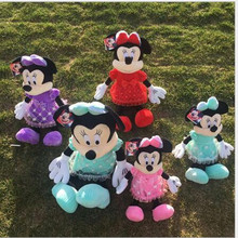 4  Color 40CM Mickey & Minnie Mickey Mouse plush SET DOLL Wedding Doll Cushions Gifts For Children Male And Female Couple