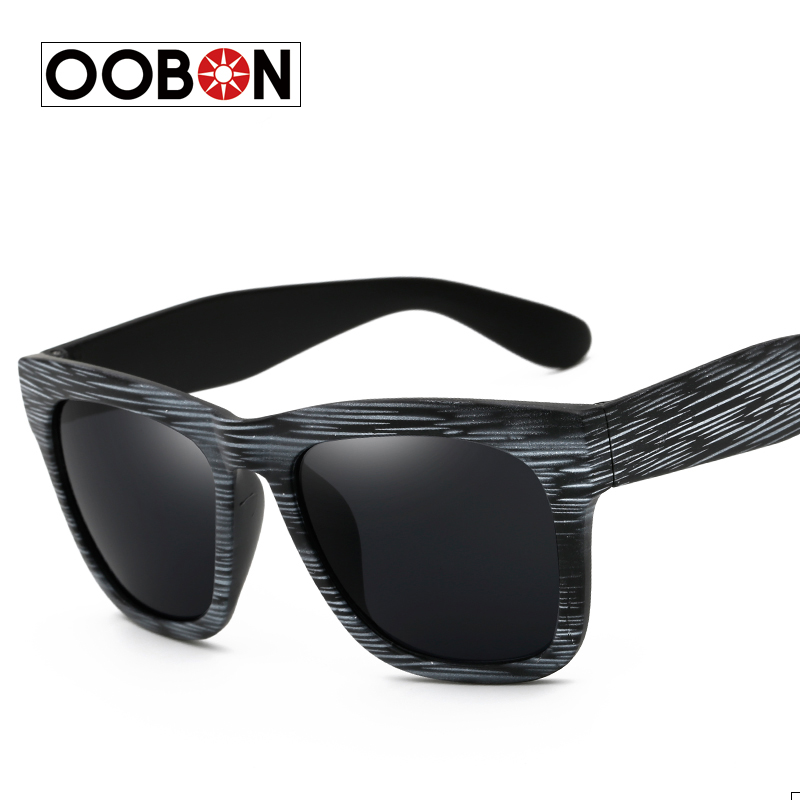 OOBON 2017 Eyeglasses Glasses Women Men Designer Lady Eye glasses Optical Pilot and Round Clear Spectacles Female Glasses Frame