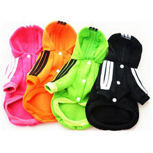 New Arrival Cheap Brand name Dog Clothes for Winter Clothing for Dogs Pets Pet Products Clothes for Chihuahua Teddy(China)