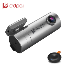 DDPai mini2 Dash Cam WiFi Car DVR 1440P Ultra HD Car Camera Wireless Snapshot Auto Recorder Rotatable Lens Camcorder