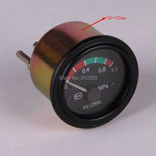 24V/12V diesel or gasoline air pressure gauge(China)