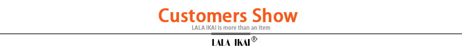 LALAI KAI Customers Show