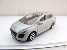 NOREV 1:64 PEUGEOT 3008 Collectable Die-Cast Scale Model Car