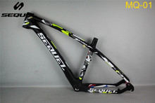 2017 factory carbon MTB BIKE Sequel 26er 27.5er carbon mountian bike cycling bike T800 UD bsa/bb30 142*12mm&135*9mm(China)