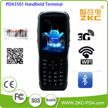 Rugged Wireless Industrial Hand held Scanner With Barcode Scanner IP65(China)
