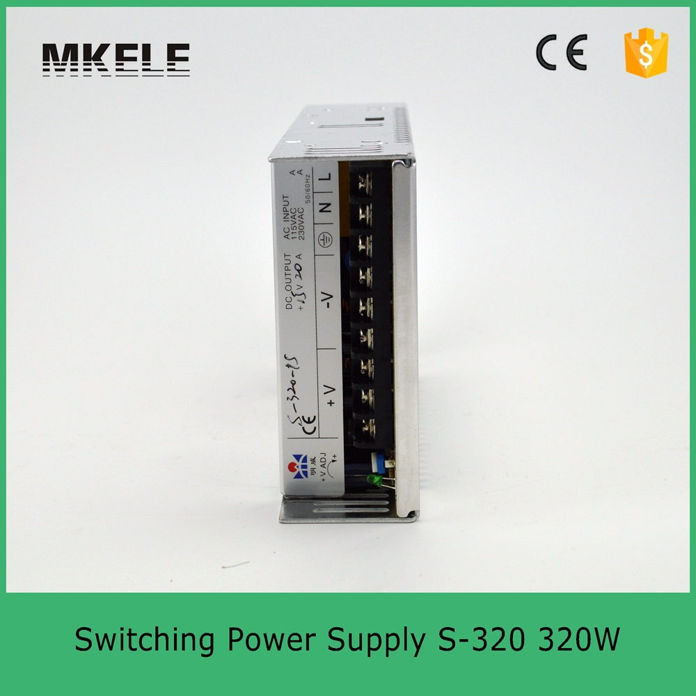 global sale 300w led power supply S-320-27 11A power suply 27v 320w ac to dc switch power supply ac dc converter high quality<br><br>Aliexpress