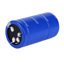 Super capacitor 400F 2.7V Fala capacitor medical equipment energy storage power car audio large capacity system(China)