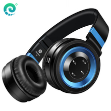 Buy Bluetooth Headphone Mic Wireless Support TF Card FM Radio Stereo Bass Headset Mobile Phone PC MP3 Xiaomi iphone Samsung for $40.56 in AliExpress store